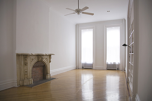 Brooklyn Heights Brownstone Apartment Interior