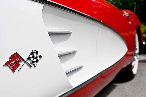 1960 Chevrolet Corvette Convertible - GM