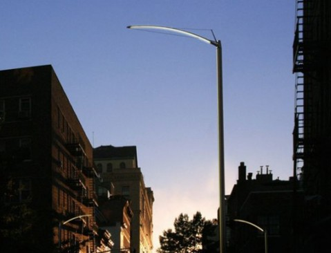 NYC Streetlight Competition - Thomas Phifer, OVI, Sobek