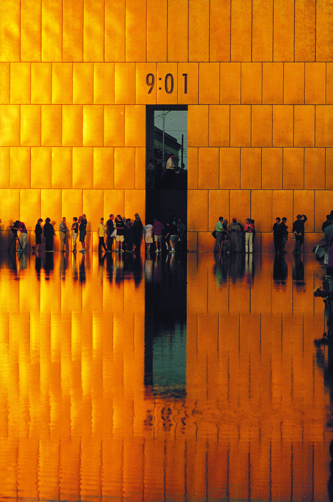 Oklahoma City Bombing National Memorial. Architects Hans and Torrey Butzer and Sven Berg