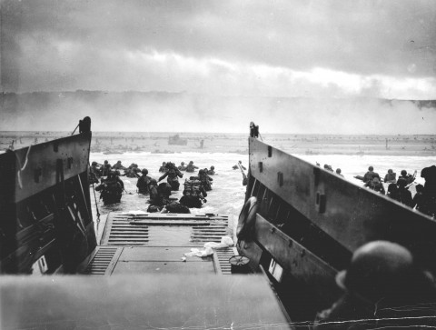 June 6th, 1944 - D-Day - Normandy
