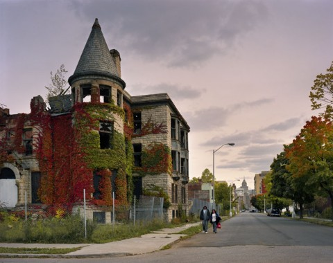 """""""Park Avenue Detroit"""" © Andrew Moore"""