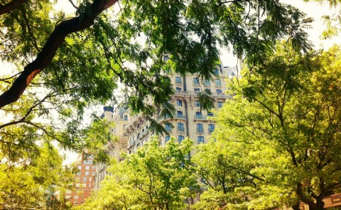 Upper West Side - Summer and the Ansonia