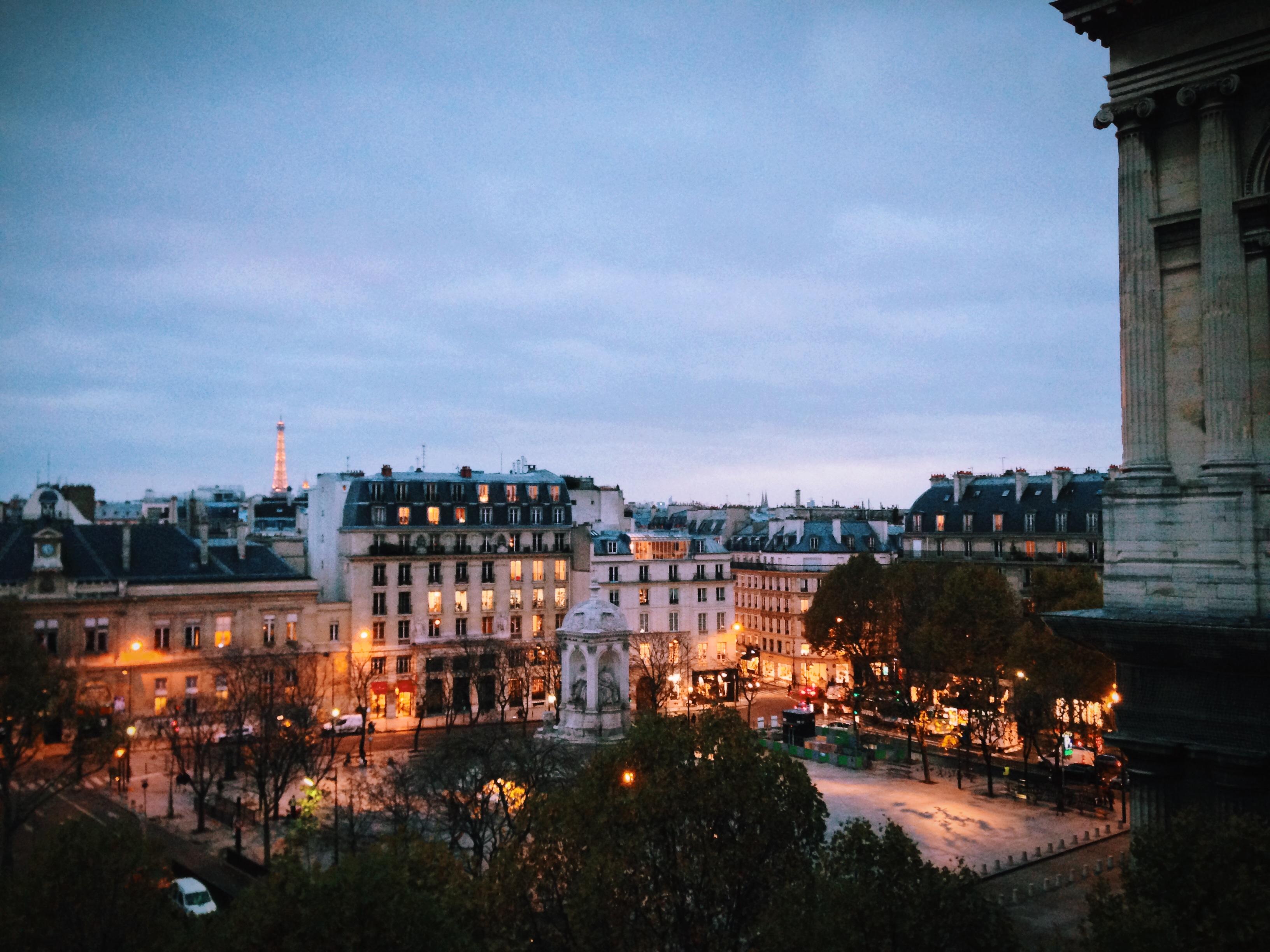 Paris Saint Sulpice